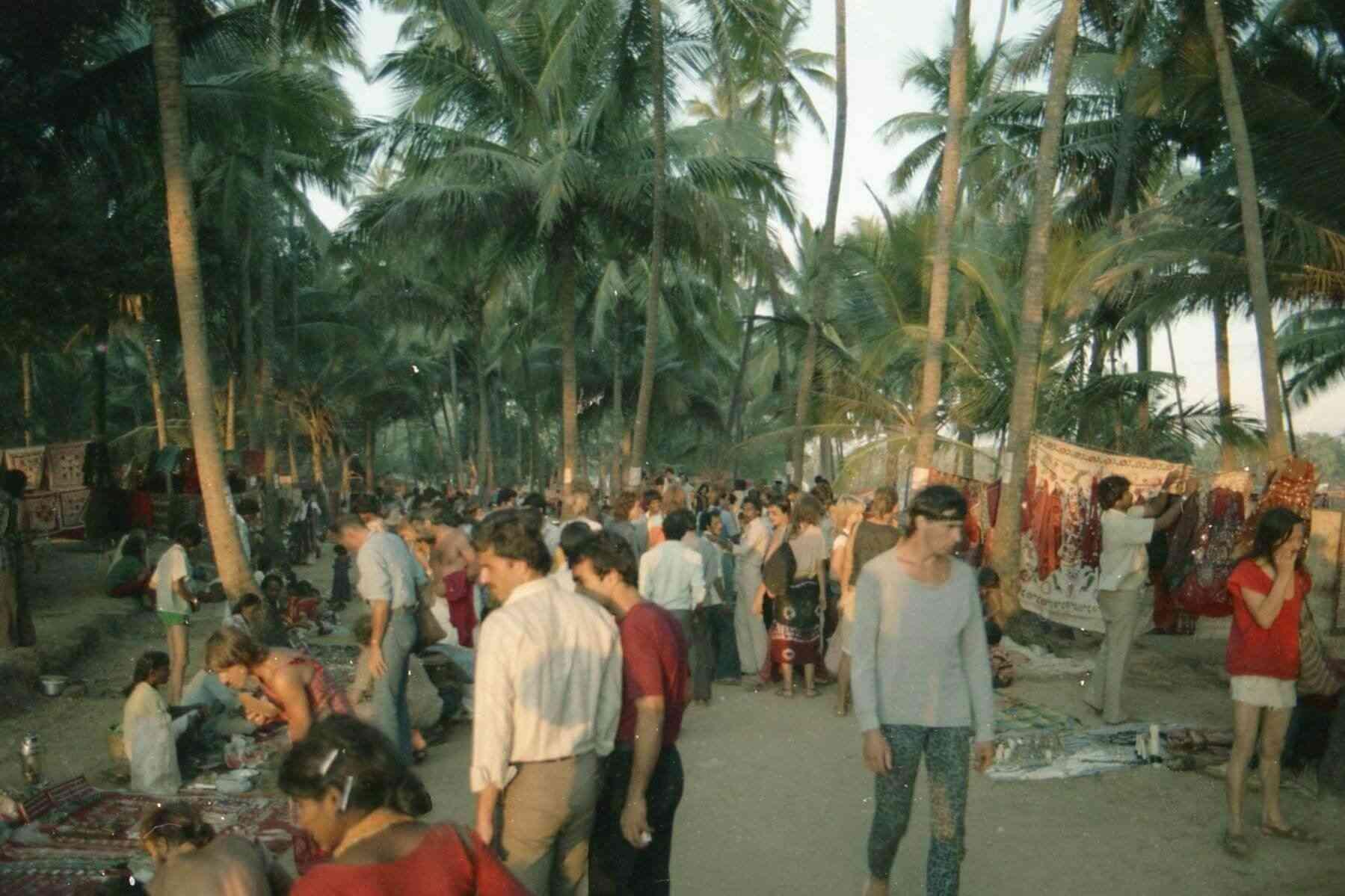 goa flea market