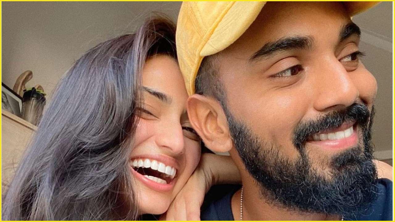 athiya and kl rahul