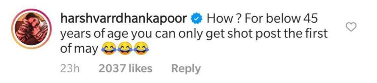 anil kapoor comments