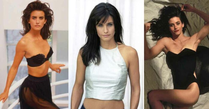 courteney cox is prettier and hotter than jennifer aniston