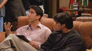 ross and joey