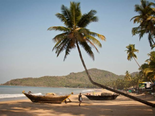 pristine anjuna beach