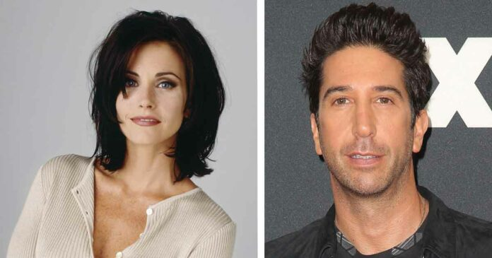 ross geller and monica geller from friends who could have a better plot line in the story