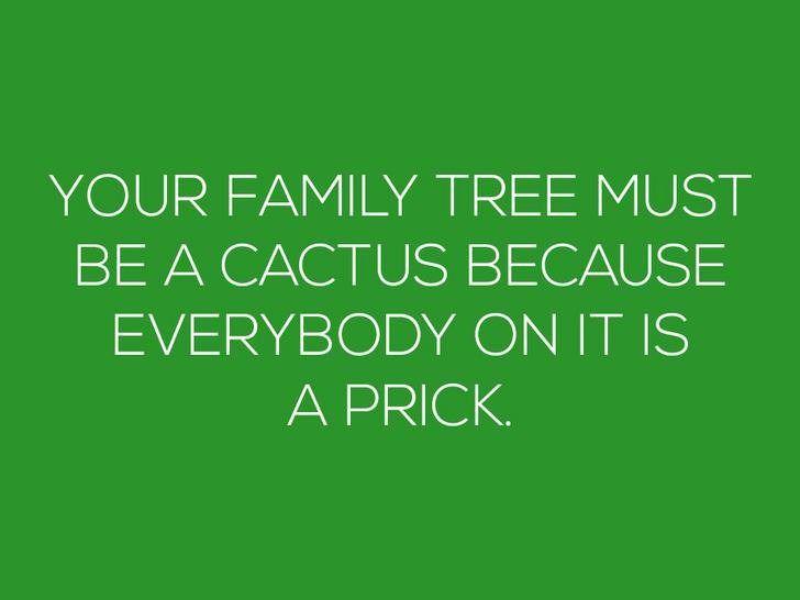 Hurts Like A Cactus Savage Replies