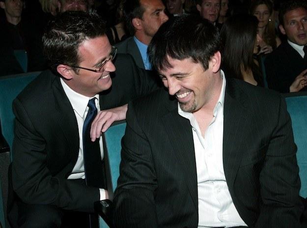 Matthew and Matt
