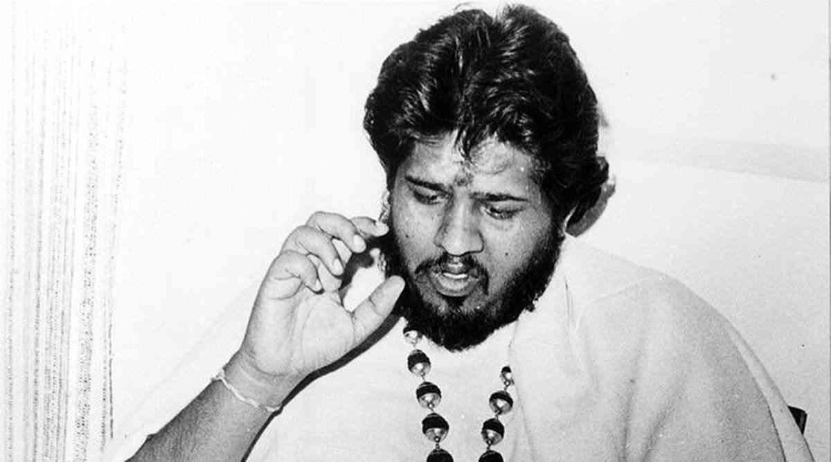 chandra swami at young age