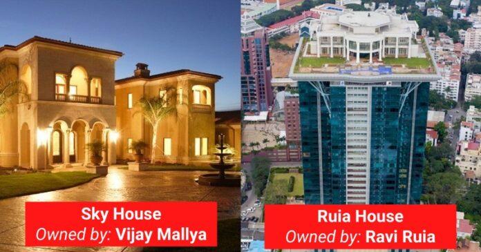 Billionaires Houses