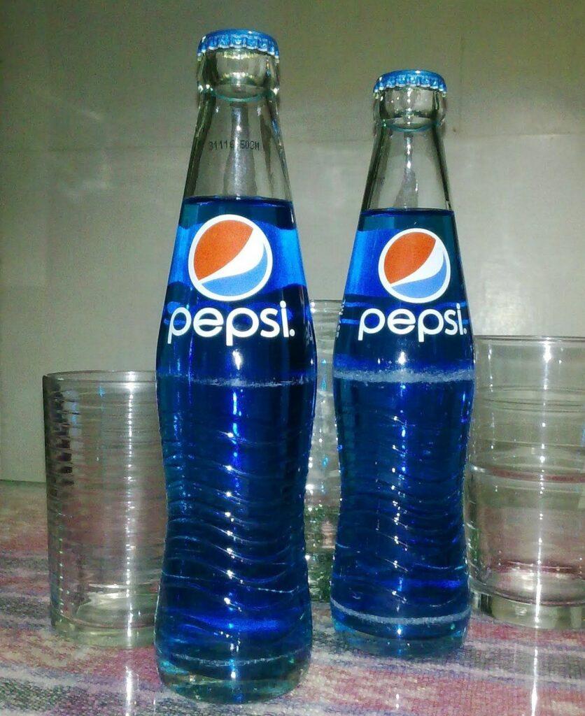 Blue Pepsi