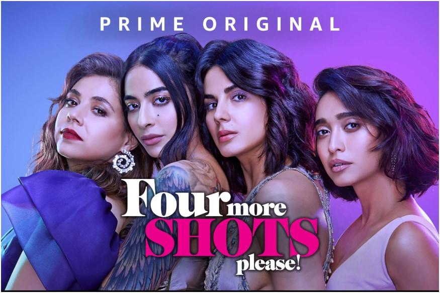 Four More Shots, Please!