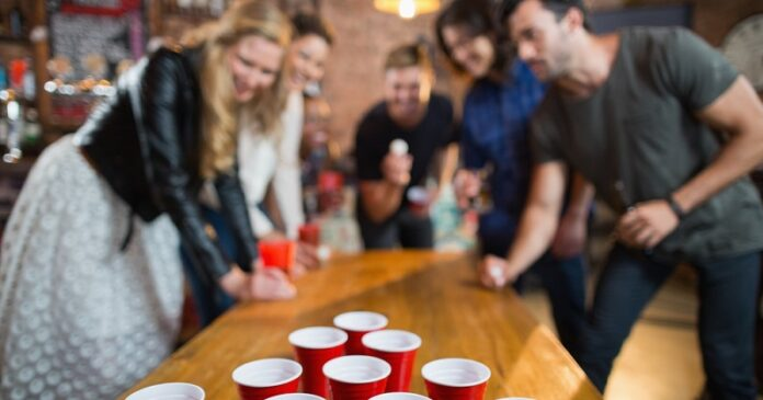 Fun Drinking Game
