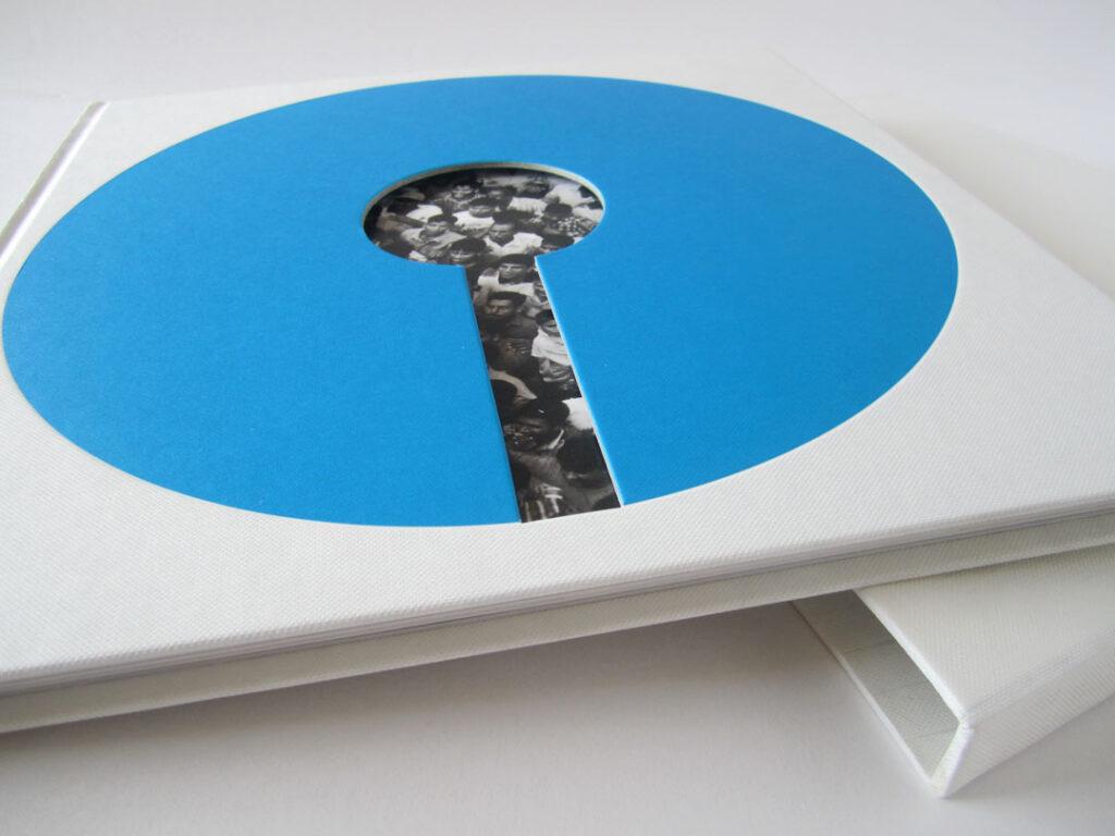 Keyhole interpretation ofSBI logo