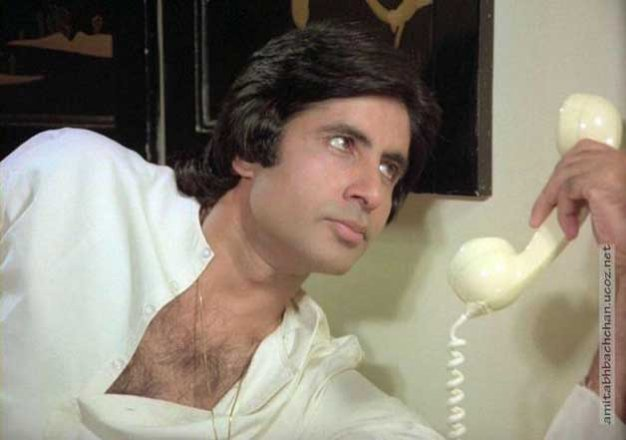 Amitabh Bachchan In The 1980s