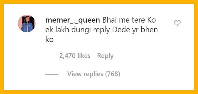 Kartik-Aryan-fan-1-lakh-for-reply-comment