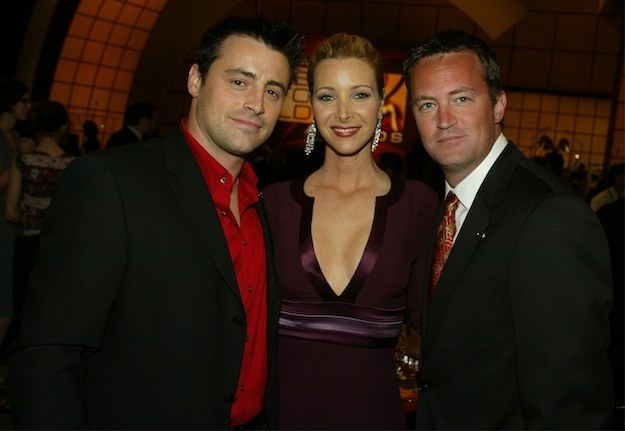 Matt, Lisa and Matthew
