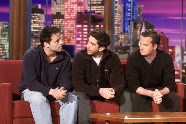 David, Matt, and Matthew