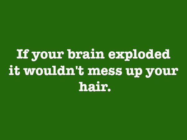 Your Brain's In Your Knee