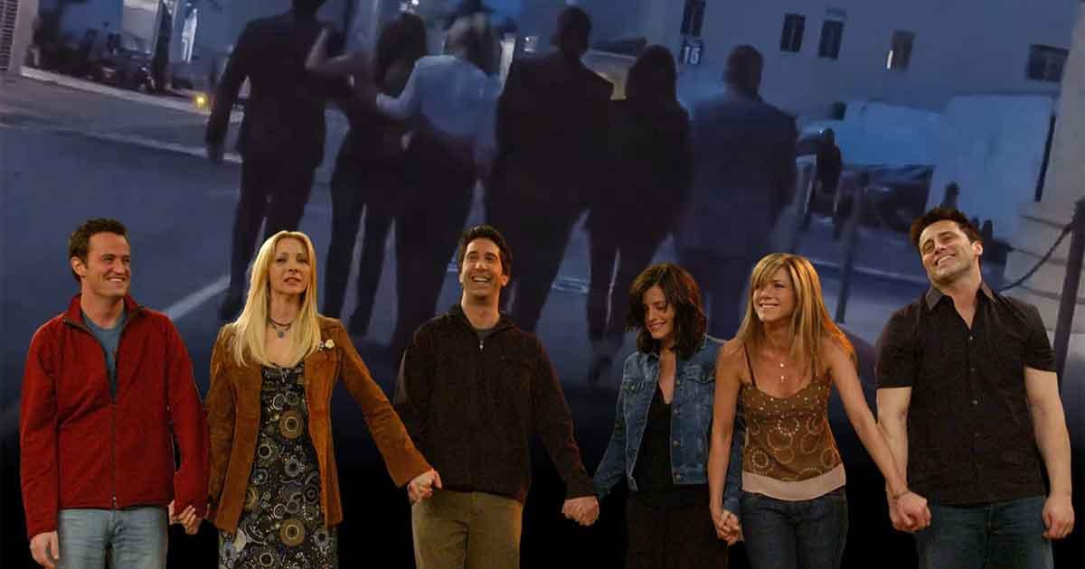 friends reunion watch unofficial