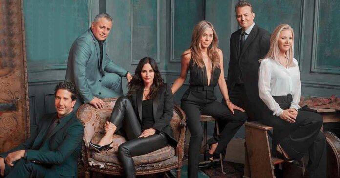 secrets of friends cast and the show revealed