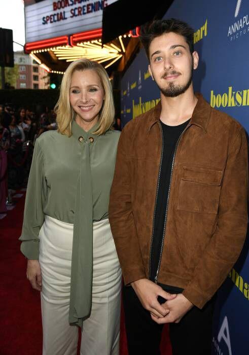 lisa-kudrow and Julian