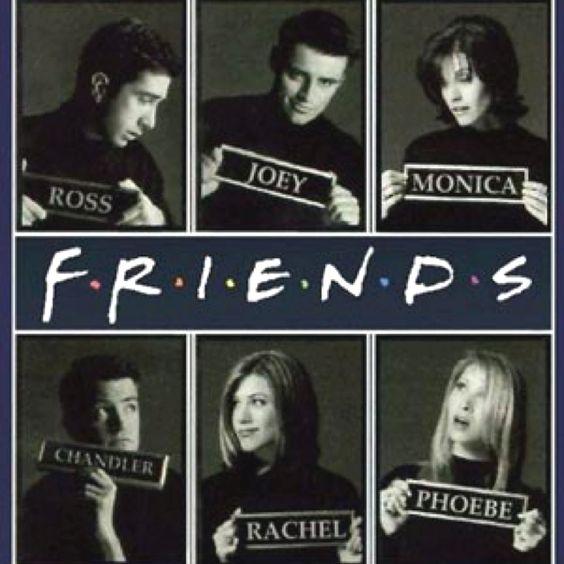 FRIENDS photoshoot 15
