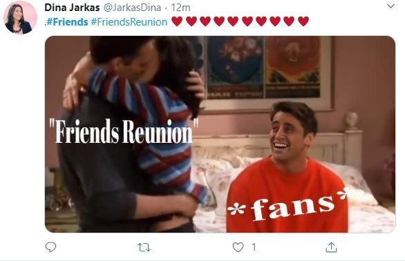 Friends Reunion Memes