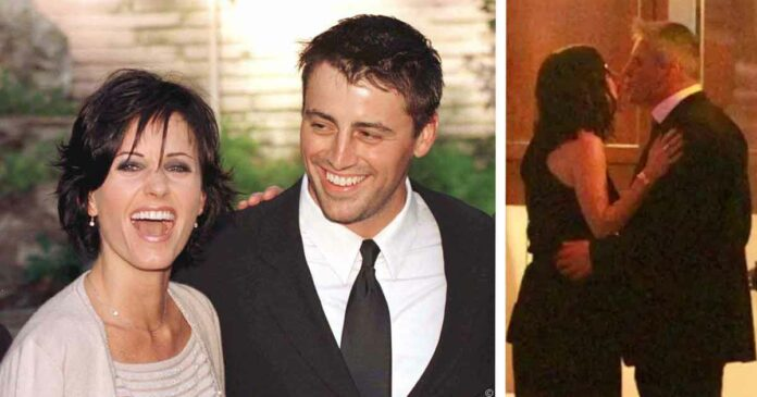 matt leblanc and courteney cox dating each other in 2016