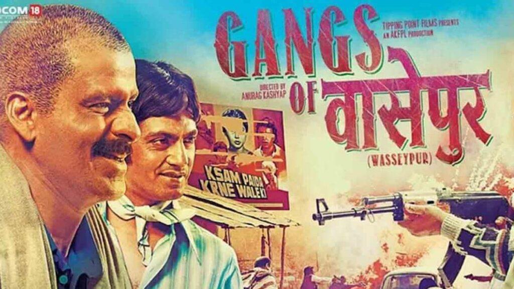 Gangs Of Wasseypur - Part 1 & 2