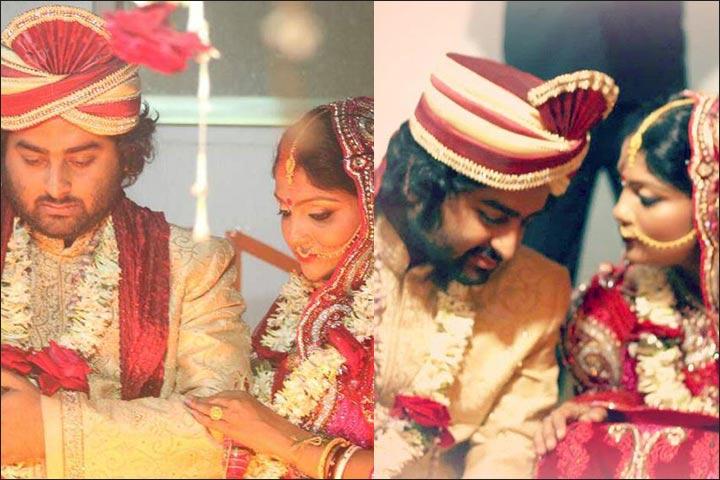 Arijit-singh-wedding to Koel Roy