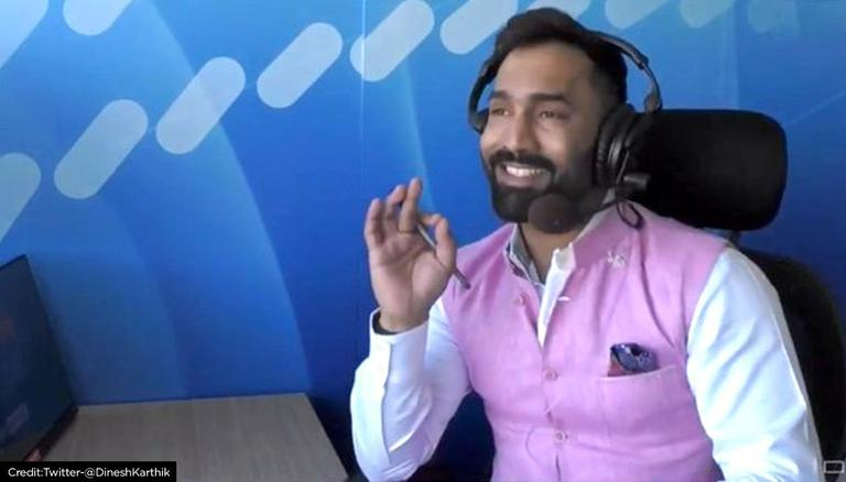 Dinesh Karthik As Commentator