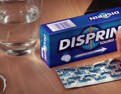 Disprin banned in European countries