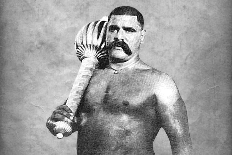 Gama Singh Indian Wrestler