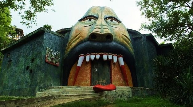 House-of-Horror-Adventure-Park-Tikkar-tal-Morni-hills