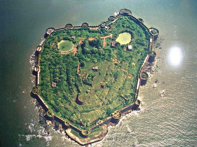 Janjira Fort, Murud