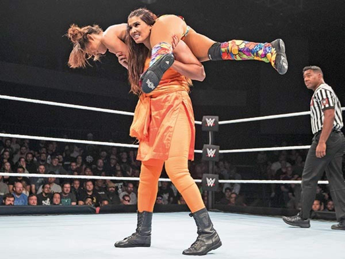 Kavita Devi First Indian Women Wrestler