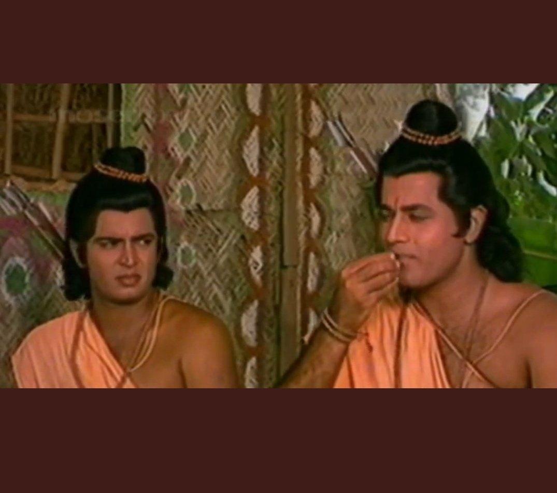 Laxman Ji's Reaction On Shree Rama Eating Sabri Ber