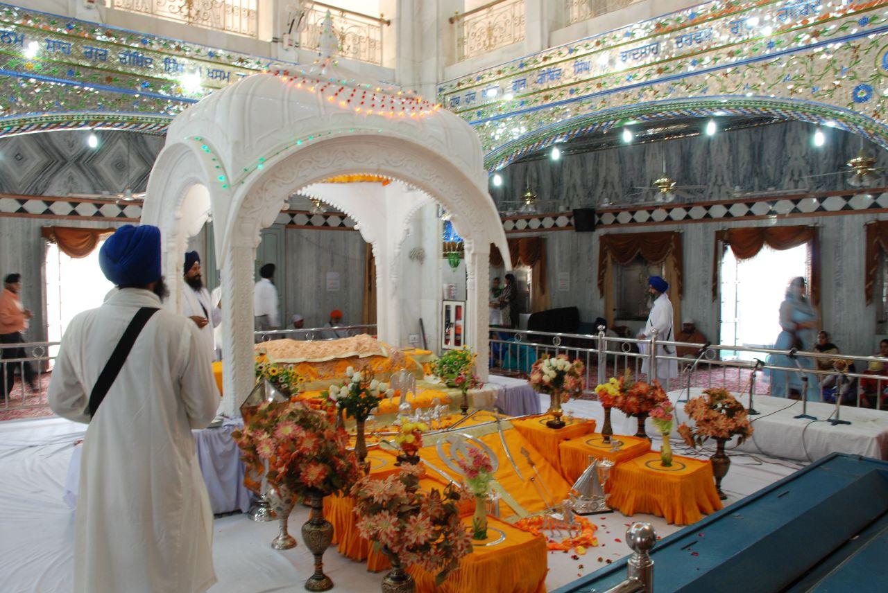 Nanda Sahib Gurudwara
