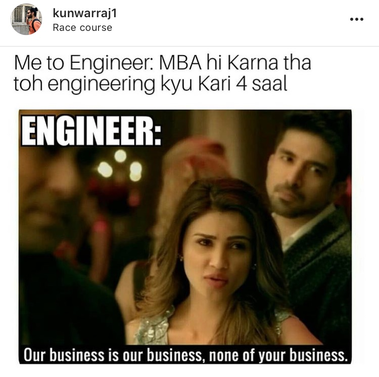 Our Business Is Our Business, None Of Your Business meme