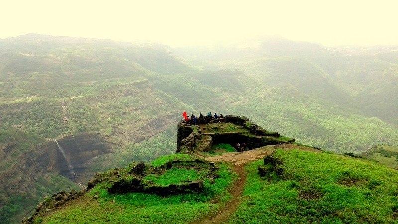 Rajmachi Fort, Pune