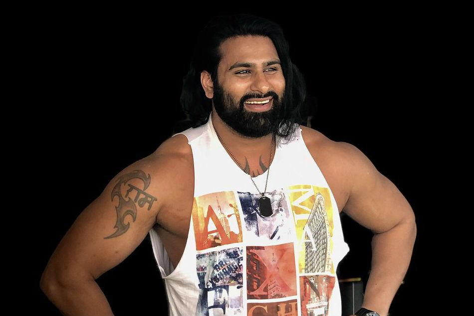 Rinku Singh Rajput Indian Wrestler