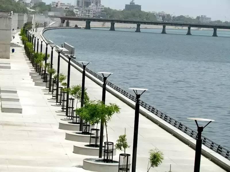Sabarmati riverfront plots ahmedabad