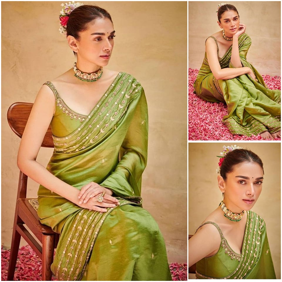 bengali saree and the perfect pose to try for instagram