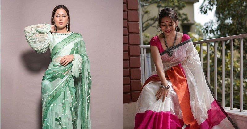 Girl best in saree compliment for 90+ Best
