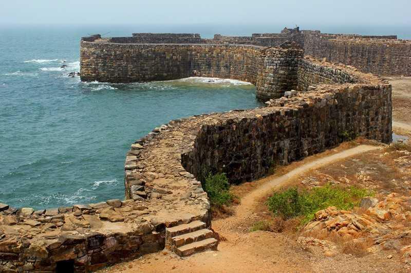 Sindhudurg Fort, Malvan