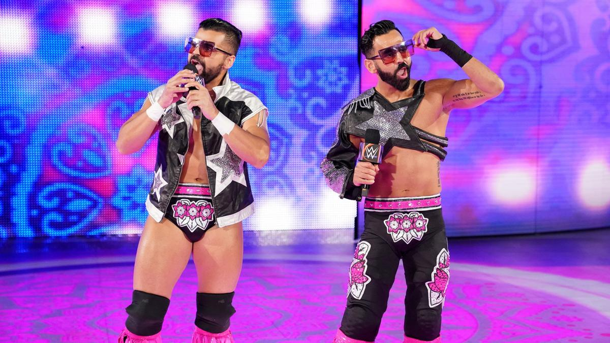The Singh Brothers Indian Wrestlers