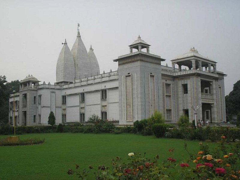 Tulsi Birla Manas Mandir In Varanasi