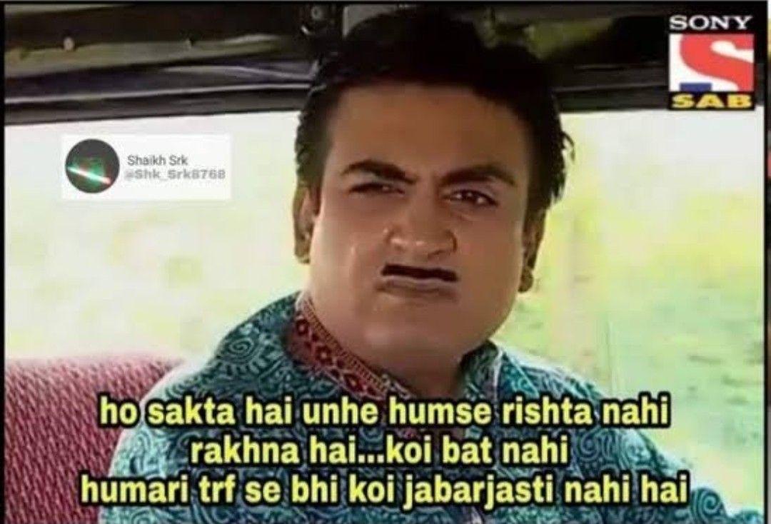 When Jethalal Is Upset With Babita Ji