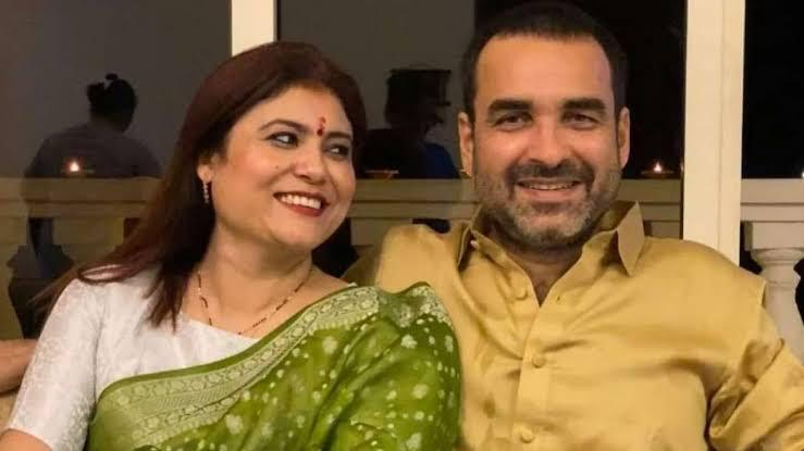 Mridula Tripathi wife of actor Pankaj Tripathi