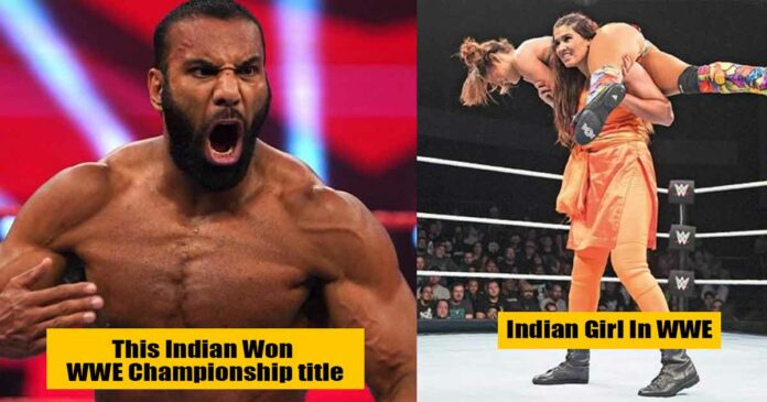 indians who joined and won wwe
