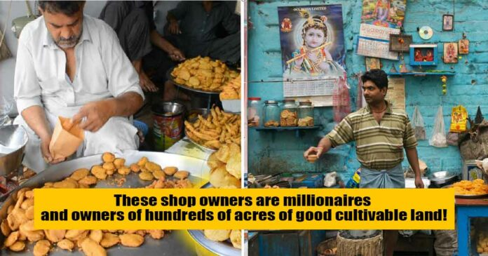 shop owners are millionaires of kanpur