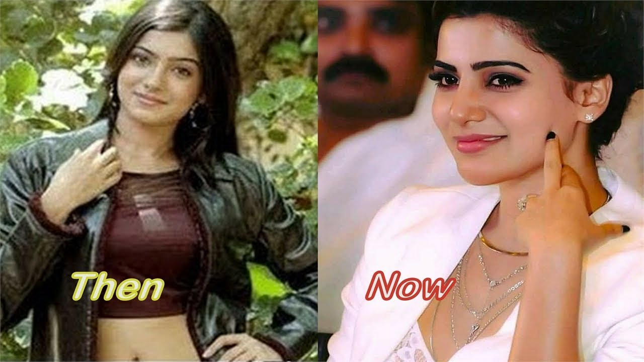 samantha Akkineni plastic surgery before after picture